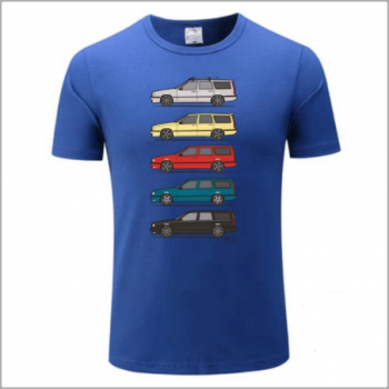 Volvo 850 T-shirt - BLUE