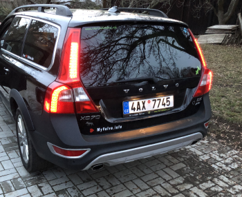 Volvo V70/XC70 P3 Tail Light Extender - TLE