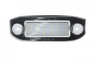 License plate LED Light for P3 - set of 2pcs